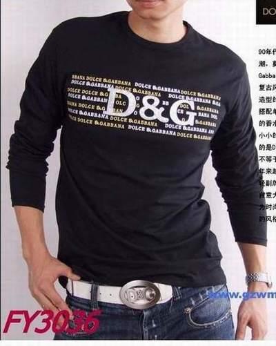 36e84c33cdc8f T Shirt Dolce Gabbana Homme Prix